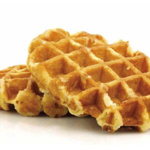 Belgium Natural Waffle