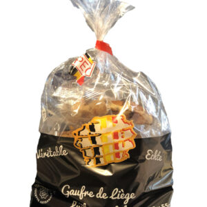 Belgium Waffles Natural Wrapped (Bag of 5)