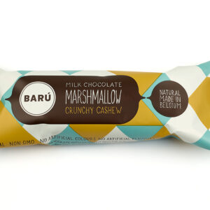 Marshmallow Bar Milk Chocolate & Crunchy Cashew