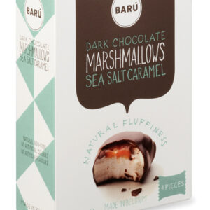 Marshmallows Dark Chocolate with Sea Salt Caramel