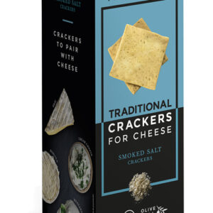 Smocked Salt Crackers
