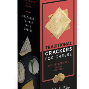 White Truffle Crackers