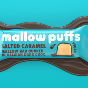 Salted Caramel Mallows Bar