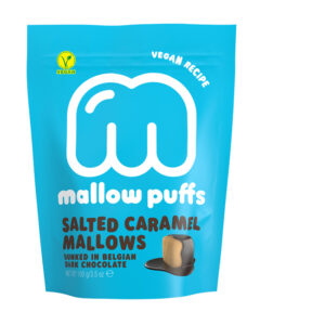 Salted Caramel Mallows