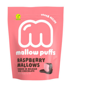 Raspberry Mallows