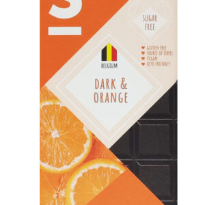 Dark Chocolate & Orange