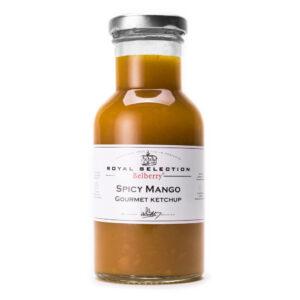 KETCHUP  – Spicy Mango Gourmet Ketchup